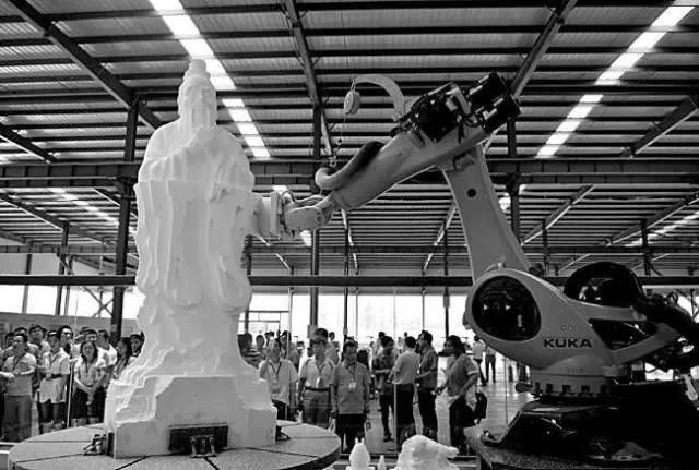 机器人工厂